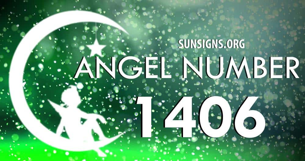 angel number 1406
