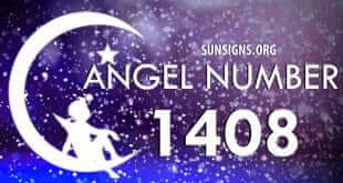 angel number 1408