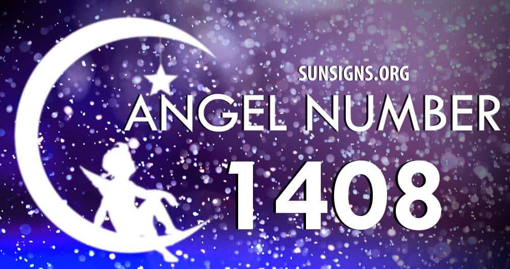 angel number 1408