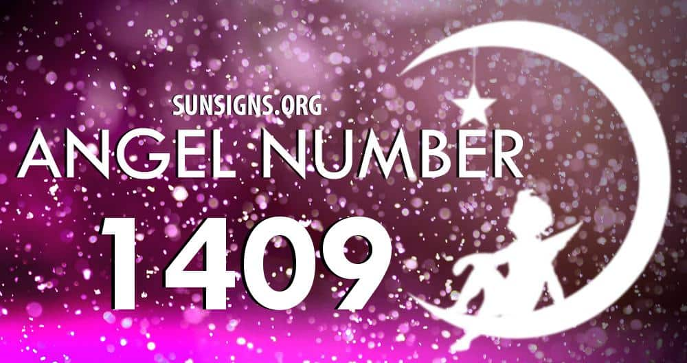 angel number 1409