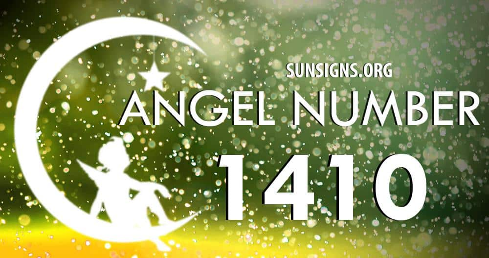 angel number 1410
