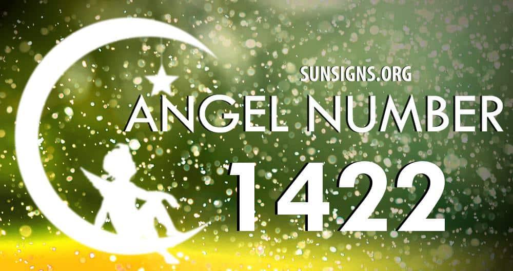 angel number 1422