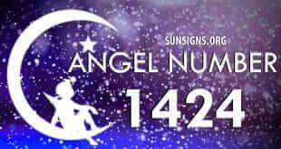 angel number 1424