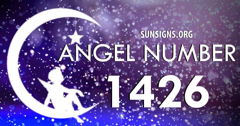 angel number 1426