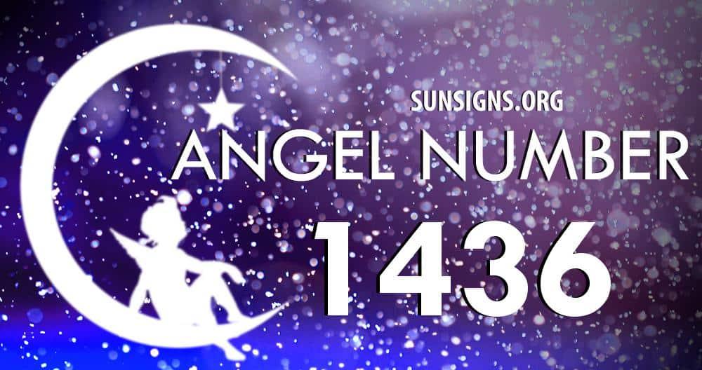 angel number 1436