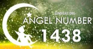 angel number 1438