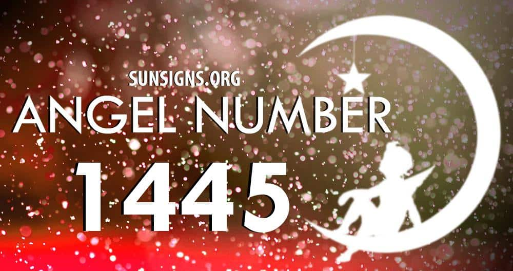 angel number 1445