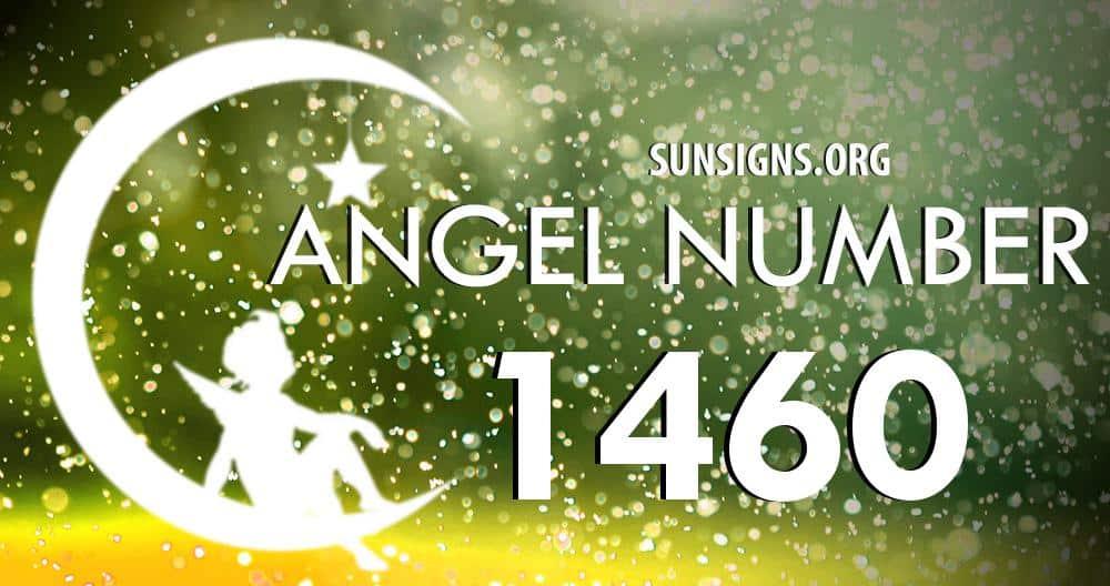 angel number 1460
