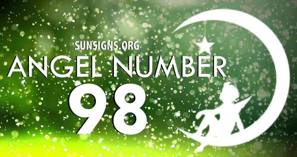 Angel Numbers Mixed Sequence 9 and 8