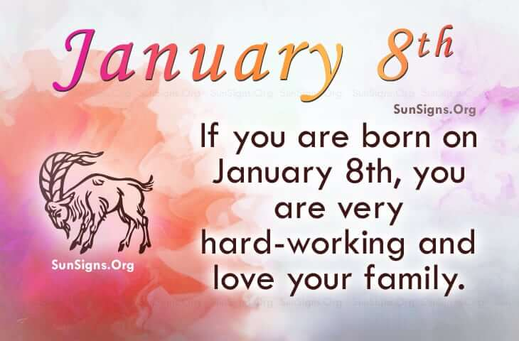 january 8 horoscope zodiac famous birthday