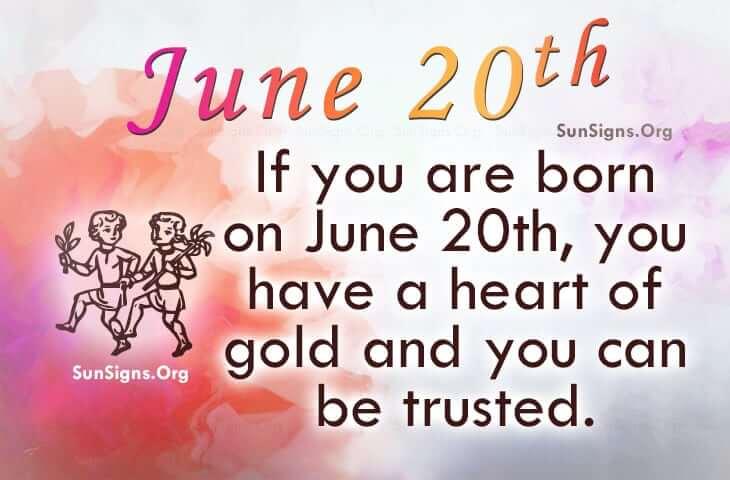 June 20 Famous Birthdays | SunSigns.Org