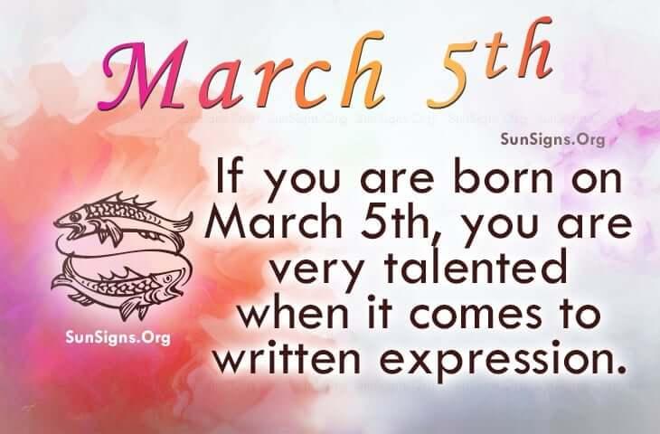 march 5 birthday astrology leo
