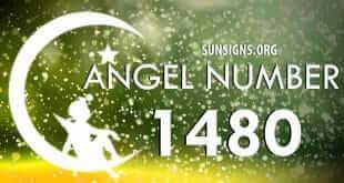 angel number 1480