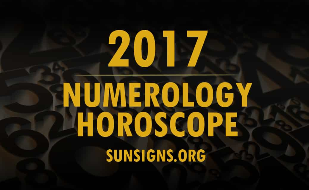 numerology-horoscope-2017