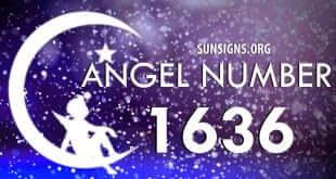 angel number 1636