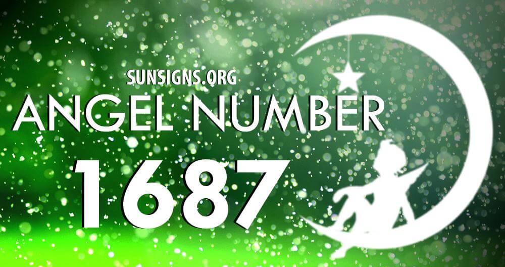 angel number 1687