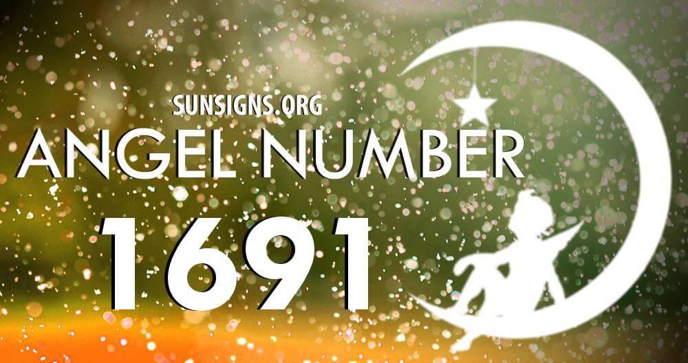 angel number 1691
