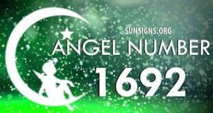 angel number 1692