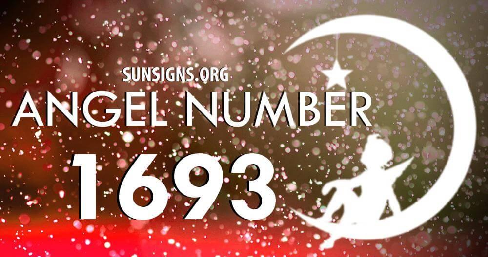 angel number 1693