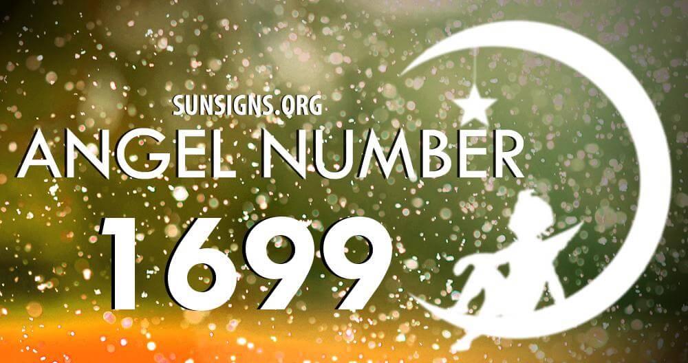 angel number 1699