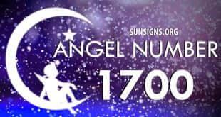 angel number 1700