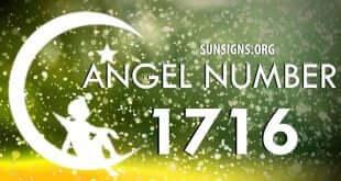 angel number 1716