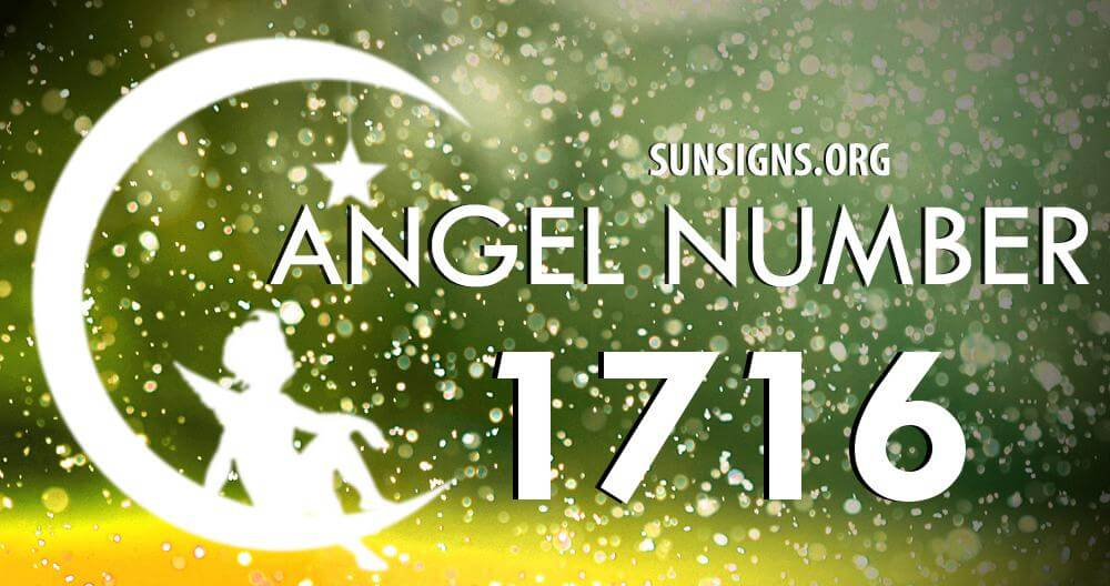 angel number 1716