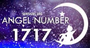 angel number 1717