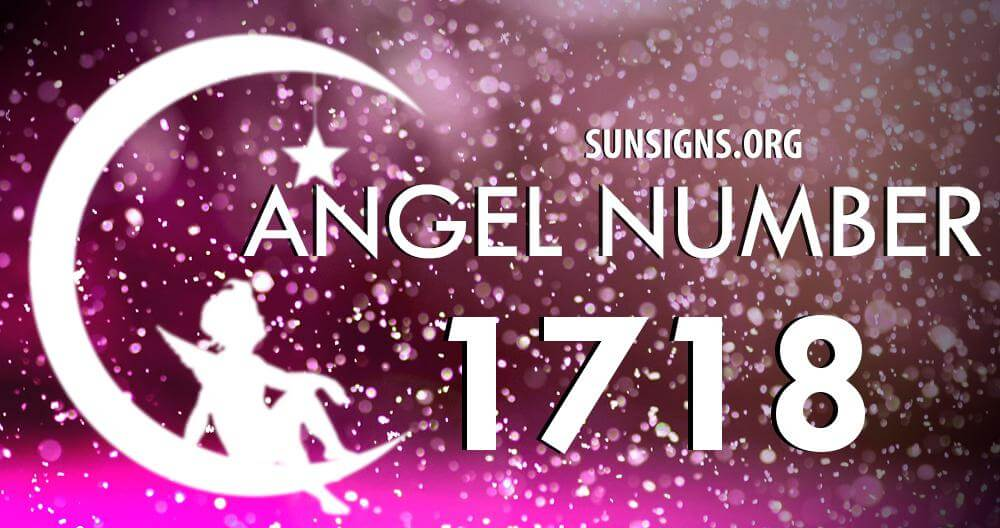 angel number 1718