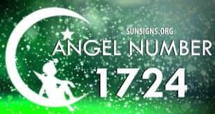 angel number 1724