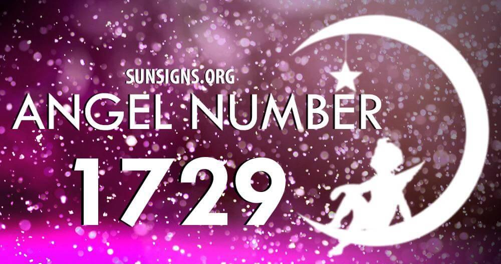 angel number 1729