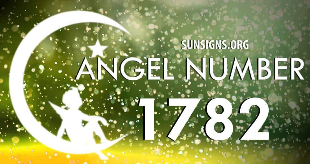 angel number 1782