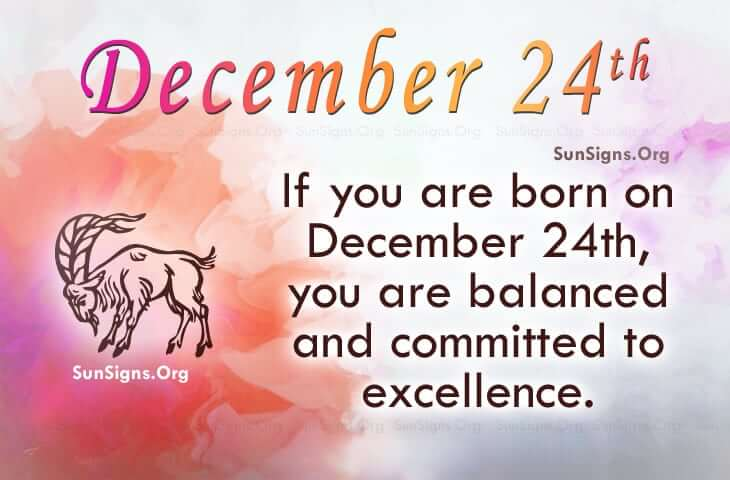 sagittarius december 24 birthday astrology