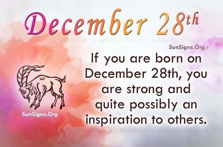 december 28 famous birthdays