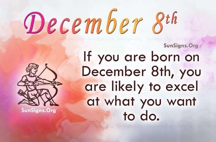 december 8 famous birthdays