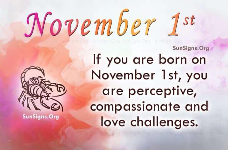 november 1 famous birthdays