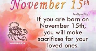 november 15 famous birthdays