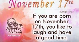 november 17 famous birthdays