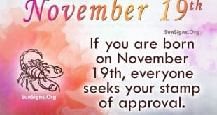 november 19 famous birthdays