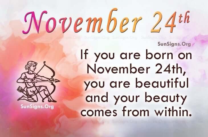 horoscope born november 24 2019