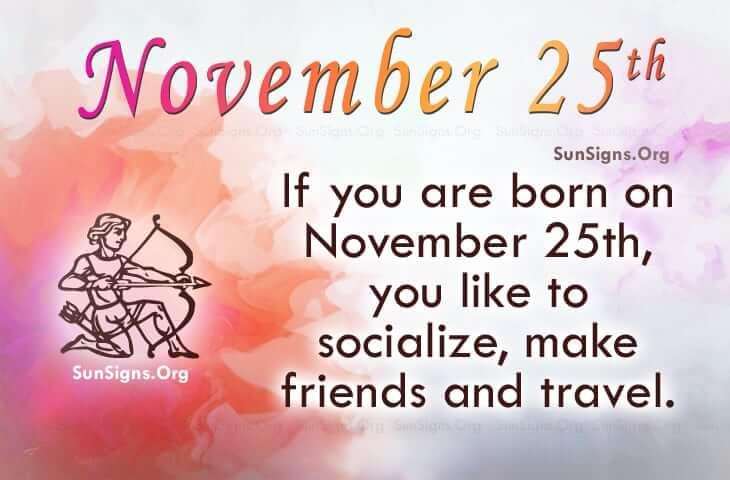 november 25 famous birthdays