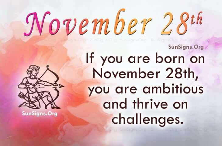 Personality Profile for People Born on November 1