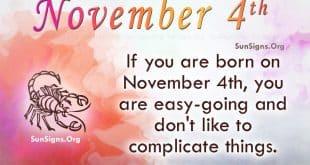november 4 famous birthdays