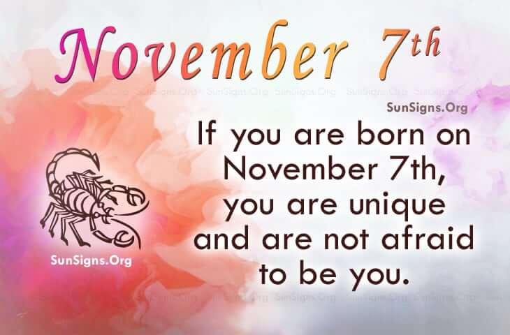 november 7 famous birthdays