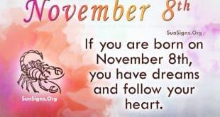 november 8 famous birthdays