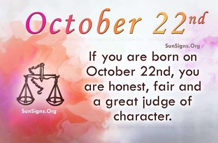 october 22 birthday astrology pisces