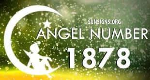 angel number 1878