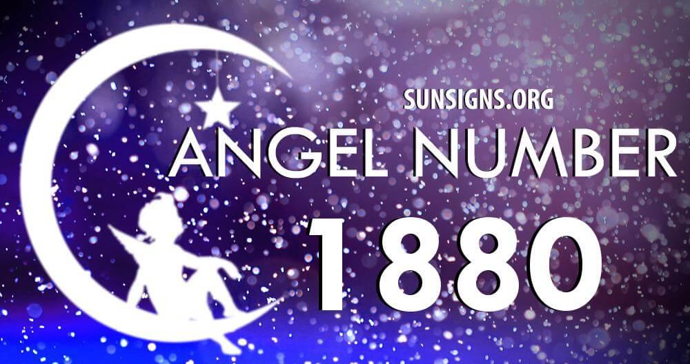 angel number 1880