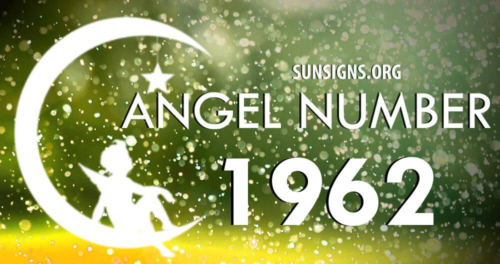 angel number 1962