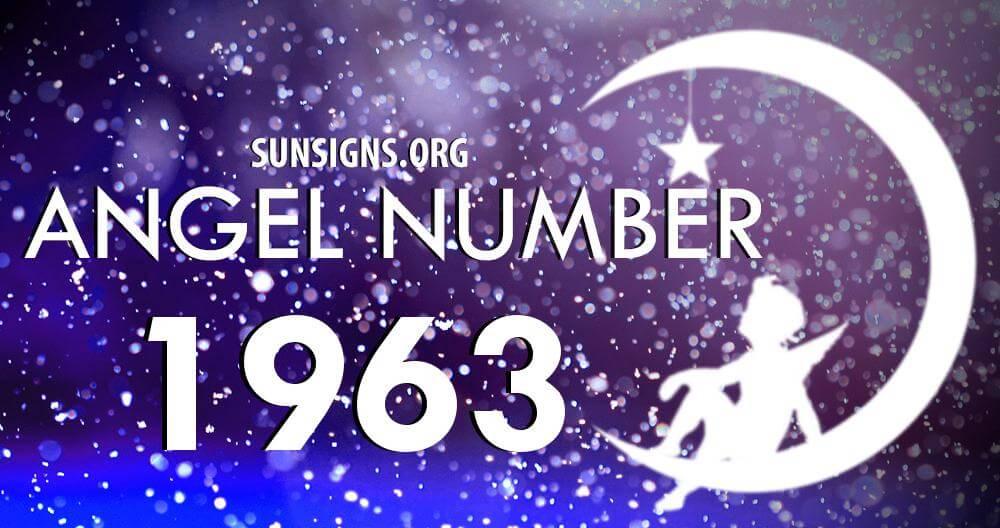 angel number 1963